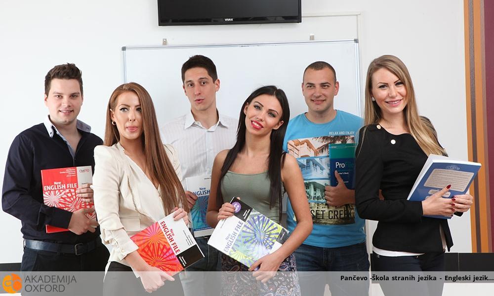 Pančevo -Škola stranih jezika - Engleski jezik