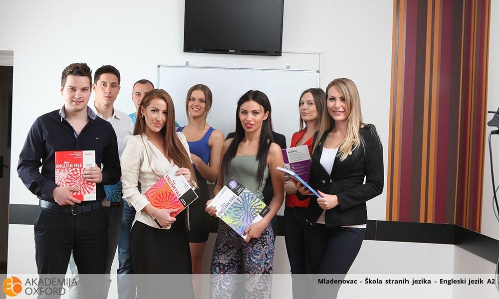 Mladenovac - Škola stranih jezika - Engleski jezik A2