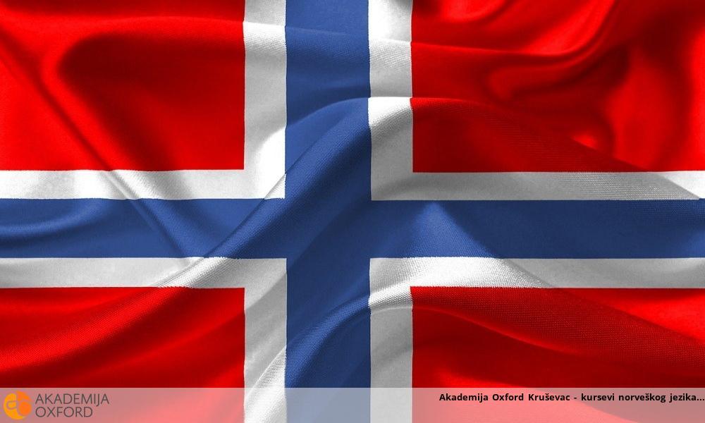 Akademija Oxford Kruševac - kursevi norveškog jezika