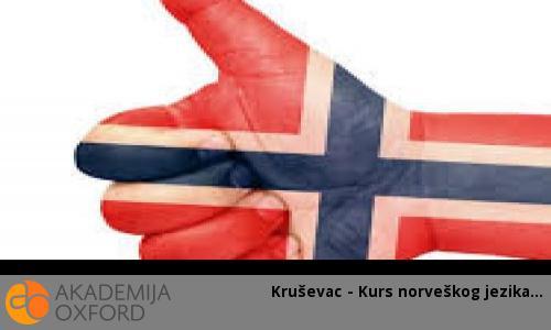 Kruševac - Kurs norveškog jezika