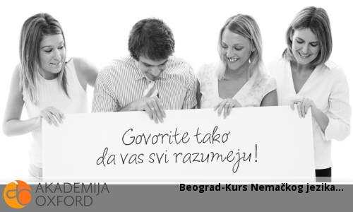 Beograd-Kurs Nemačkog jezika