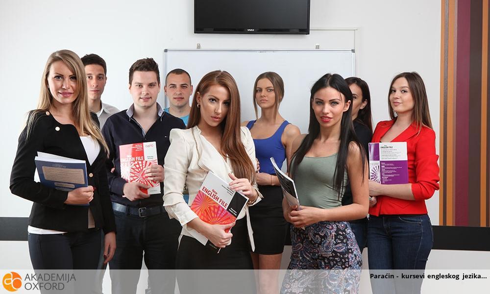 Paraćin - kursevi engleskog jezika