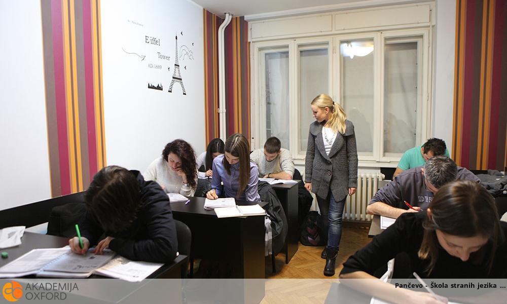 Pančevo - Škola stranih jezika