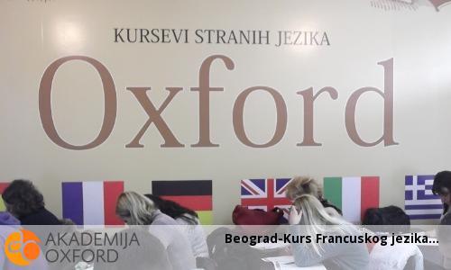 Beograd-Kurs Francuskog jezika