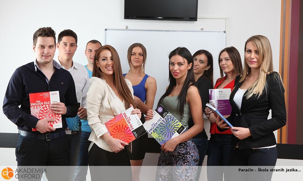 Paraćin - Škola stranih jezika