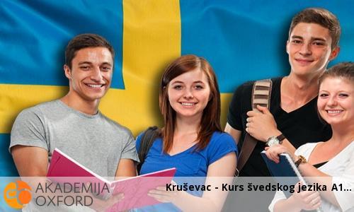 Kruševac - Kurs švedskog jezika A1