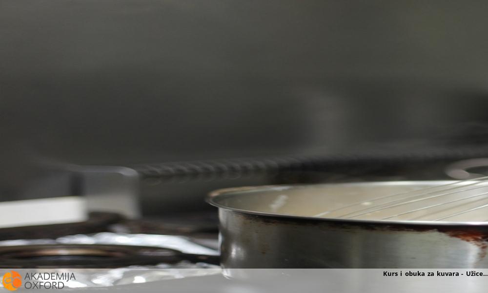 Kurs i obuka za kuvara - Užice