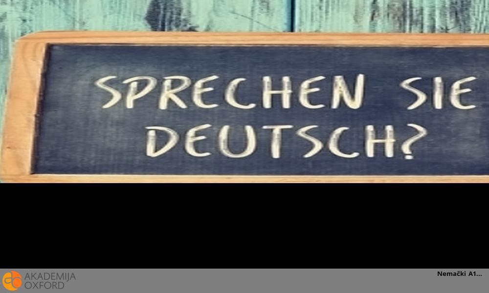 Nemački A1