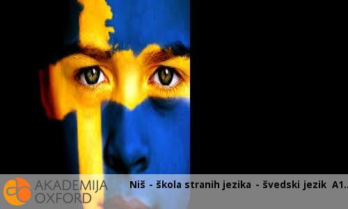 Niš - škola stranih jezika - švedski jezik A1