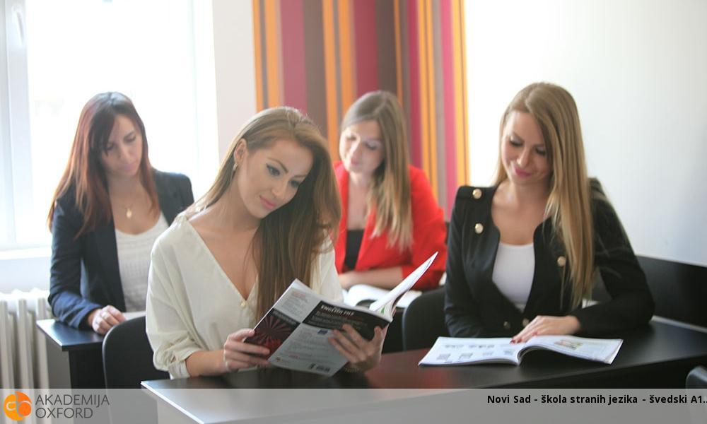 Novi Sad - škola stranih jezika - švedski A1