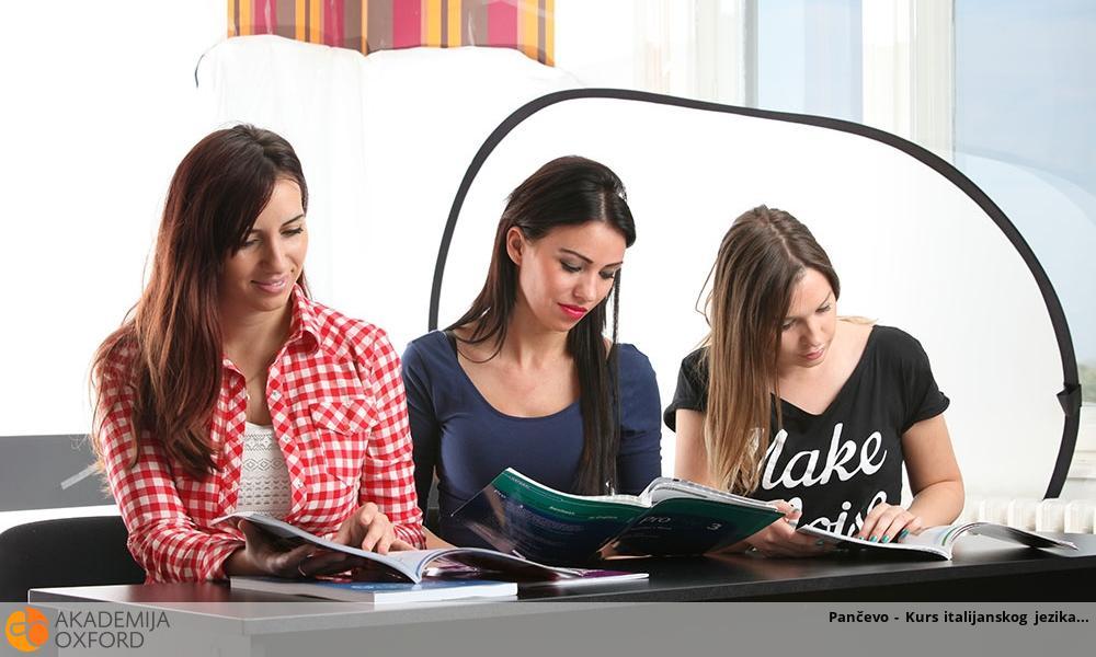 Pančevo - Kurs italijanskog jezika