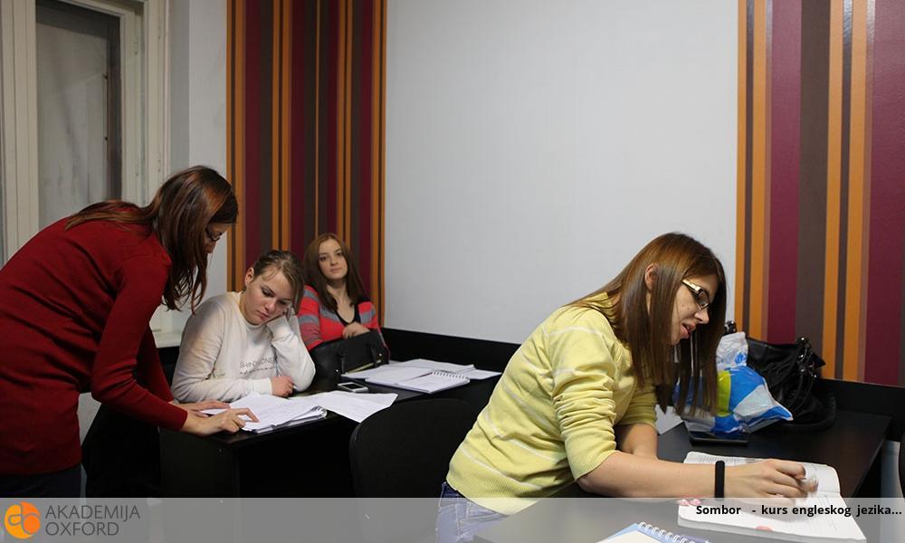 Sombor  - kurs engleskog jezika