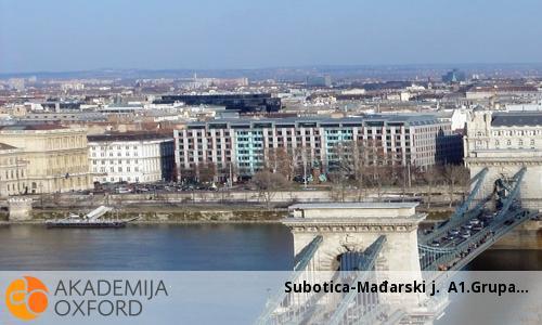 Subotica-Mađarski j. A1.Grupa