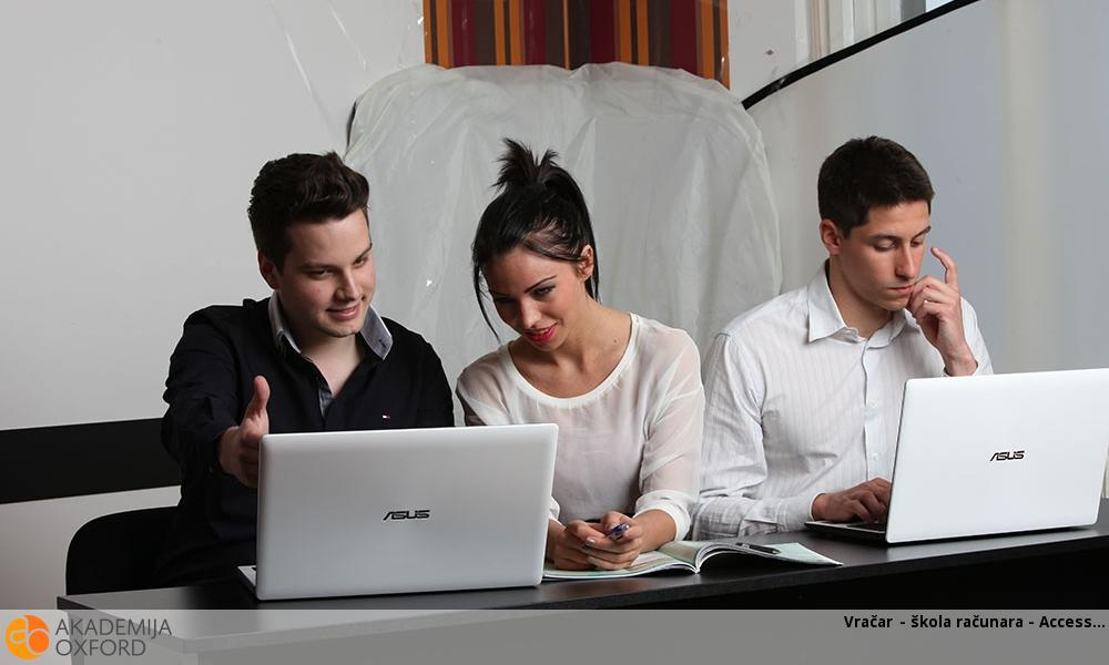 Vračar - škola računara - Access