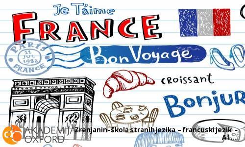 Kurs francuskog jezika - nivo A1