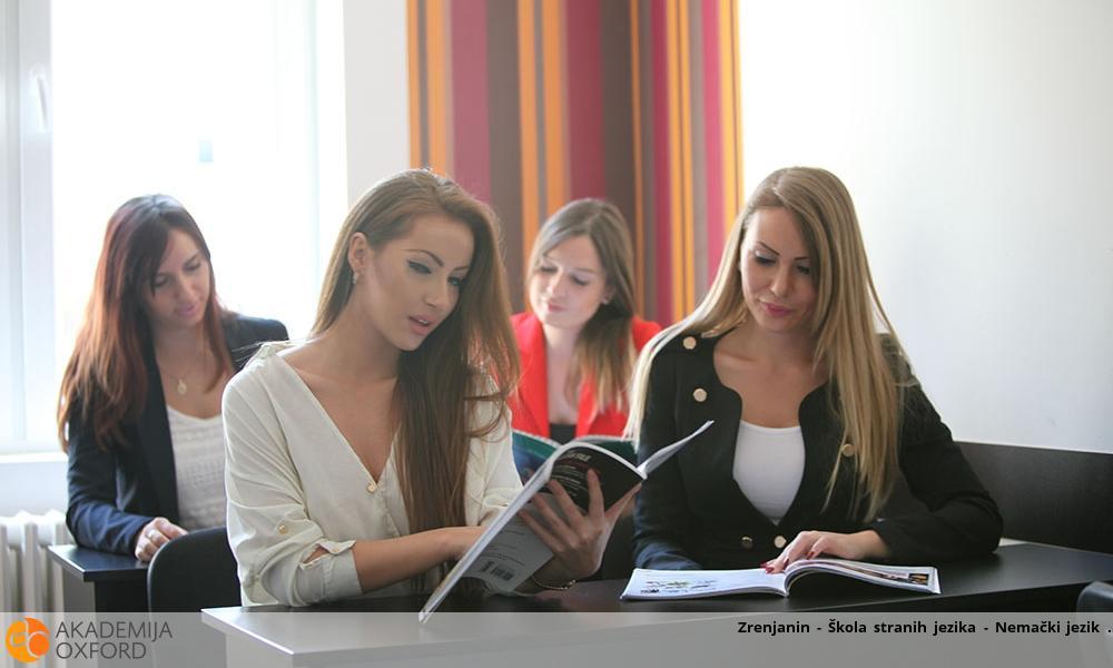 Zrenjanin - Škola stranih jezika - Nemački jezik