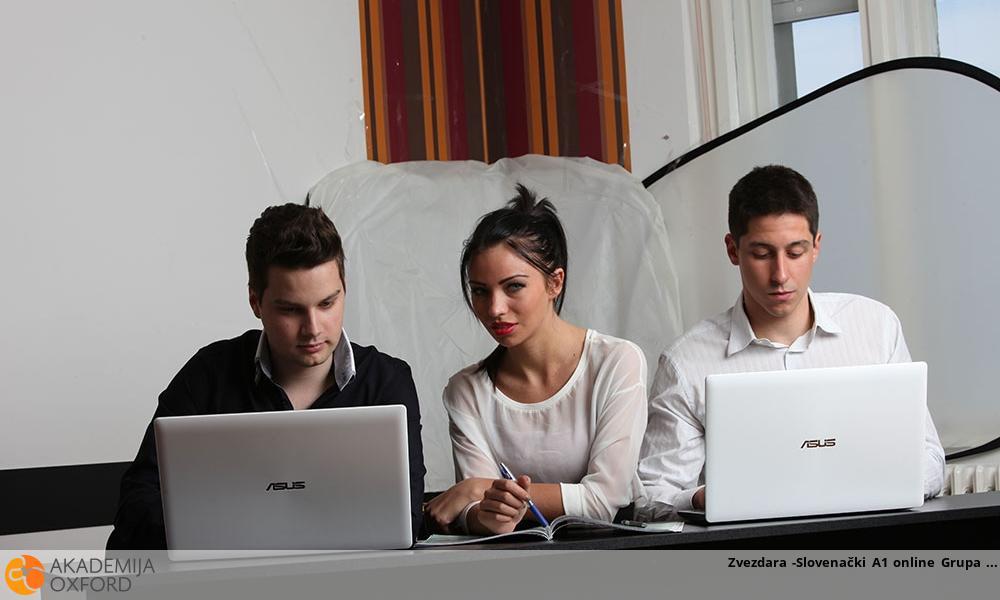Zvezdara -Slovenački A1 online Grupa